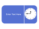 EDITABLE Schedule Signs (Analog Clock Version)