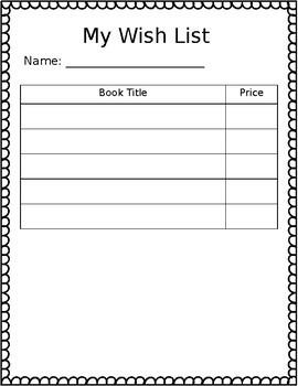 EDITABLE Scholastic Book Order Bundle (for all grades)