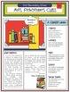 EDITABLE School Class Newsletter Template (Bookworm Reading Library Theme)