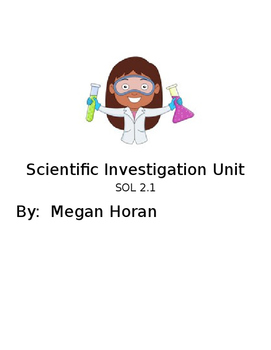 EDITABLE Scientific Investigation and Computer Science Unit BUNDLE!