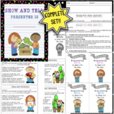 EDITABLE- Show and Tell Bundle