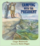 EDITABLE SmartBoard lesson for John Muir and Camping with the President