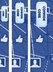 EDITABLE Social Network/ FACEBOOK  Themed BINDER COVERS