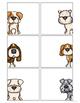 EDITABLE Square Dog Labels {Dollar Spot Adhesive Pockets}