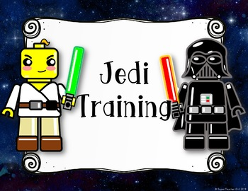 EDITABLE Star Wars Behavior Clip Chart