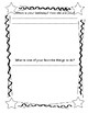 EDITABLE Start of the Week Packet / Student of the Week Book