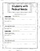 EDITABLE Substitute Resources Forms Include Agenda, Routines, Behavior, and more