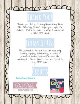EDITABLE Succulent Toolbox Labels