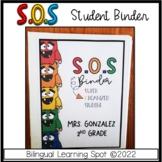 EDITABLE Super Organized Student Binder