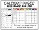 Teacher Binder - Editable Nautical Yearly Planner - Free U