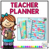 EDITABLE Teacher Planner/Binder with FREE Lifetime Updates
