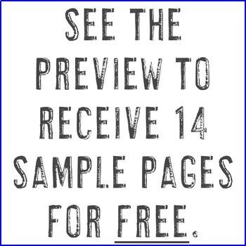 EDITABLE Teacher Documentation Binder   Includes Parent Teacher Conference Forms