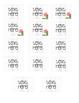 EDITABLE Teacher Toolbox Labels (Shiplap & Succulents)