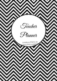 EDITABLE Teacher planner printables, classroom organizer, lesson plans, daily