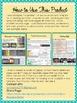 EDITABLE Teaching Portfolio Template (blue&yellow)