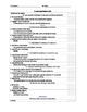 EDITABLE -Teaching Strategies GOLD Checklist - Yellow Band (2-3 years)