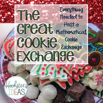 EDITABLE The Great Cookie Exchange Planning Guide