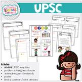 EDITABLE UPSC Template