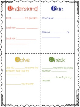 problem solving process steps problem solving questions with answers