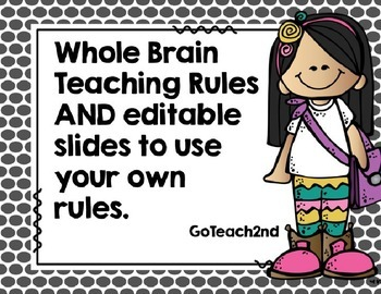 EDITABLE - WBT Rules and Editable slides to add your own rules