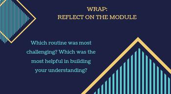 EDITABLE Wit and Wisdom Grade 6-8 Module 0 Lesson 6