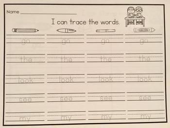 EDITABLE Word Work Unit