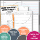 EDITABLE Writing Templates Lower and Upper Elementary