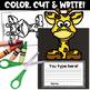 St Patrick's Day Crafts   Leprechaun Craft   Writing Crafts BUNDLE