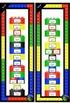 EDITABLE building block tower GAME BOARD