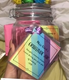 EDITABLE gratitude jar notes