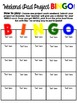 Editable iPad BINGO Templates