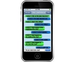 EDITABLE! iPhone Messaging