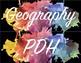 EDITABLE watercolour splash classroom subject labels
