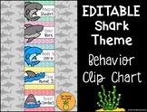 EDITALBE Shark Theme Behavior Clip Chart