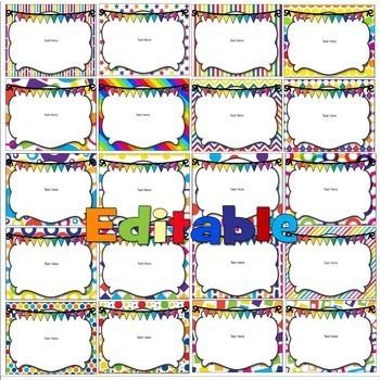 +*Melonheadz Kids COMPLETE 12 MONTHS EDITABLE SETS (BUNDLE) Edit In PowerPoint