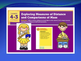 EDM 4 (Everyday Math 4) Grade 3 Unit 4 BUNDLE Smart Notebook Presentations