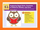 EDM 4 (Everyday Math 4) Grade 3 Unit 5 BUNDLE Smart Notebo
