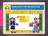 EDM 4 (Everyday Math 4) Grade 3 Unit 8 BUNDLE Smart Notebook Presentations