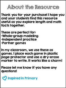 EDM 4 Unit 4 Math Games - 1st Grade