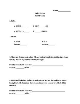 EDM 4 Unit 6 Assessment Review