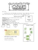 EDM Grade 3 Unit 6 Review Geometry