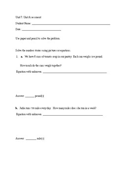 Everyday Math Grade 4 Unit 7 Study Guide