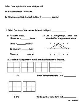 EDM Units 7-10 Review Tests