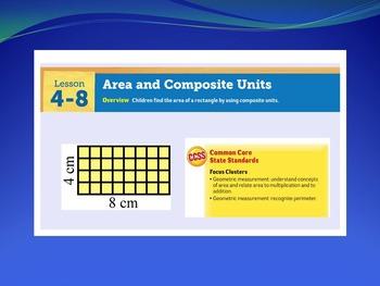 EDM4 (Everyday Math 4) Grade 3 Lesson 4.8 Smart Notebook P