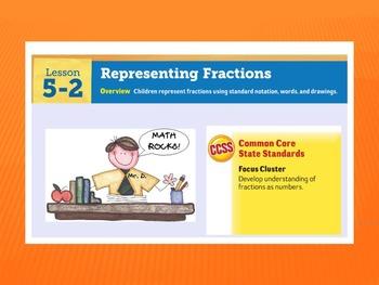 EDM4 (Everyday Math 4) Grade 3 Lesson 5.2 Smart Notebook P