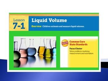 EDM4 (Everyday Math 4) Grade 3 Lesson 7.1 Smart Notebook Presentation