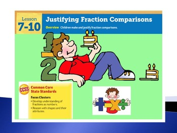 EDM4 (Everyday Math 4) Grade 3 Lesson 7.10 Smart Notebook Presentation