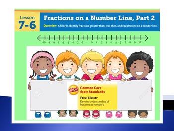 EDM4 (Everyday Math 4) Grade 3 Lesson 7.6 Smart Notebook Presentation