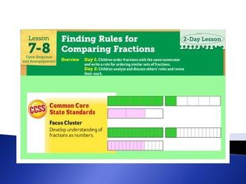 EDM4 (Everyday Math 4) Grade 3 Lesson 7.8 Smart Notebook P