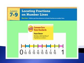 EDM4 (Everyday Math 4) Grade 3 Lesson 7.9 Smart Notebook Presentation